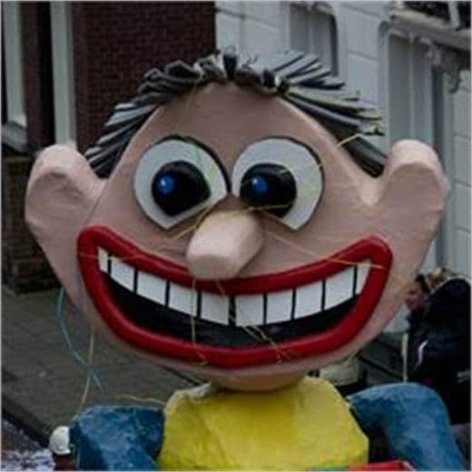 Openingstijden tijdens carnaval